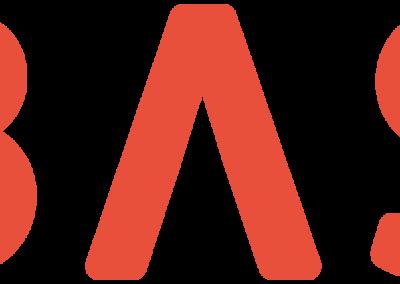 Like a bas logo partner project ms